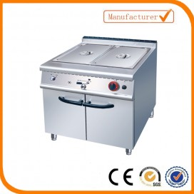 gas bain marie with cabinet HGR-909