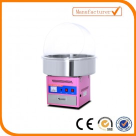 Candy floss machine  with cover HEC-03-C