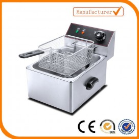 electric fryer 1tank 1 basket 4L