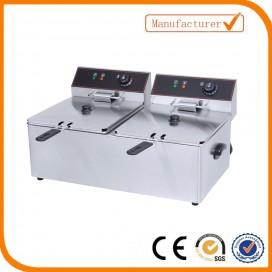 electric fryer (Capacity11L+11L)