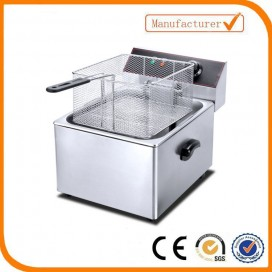 1 TANK 1 BASKET 8L FRYER EF-8L