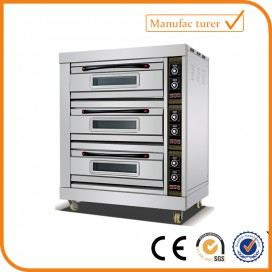 3 LAYERS GAS OVEN HGO-36