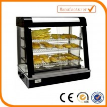 unique electric food display warmer vitrina caliente